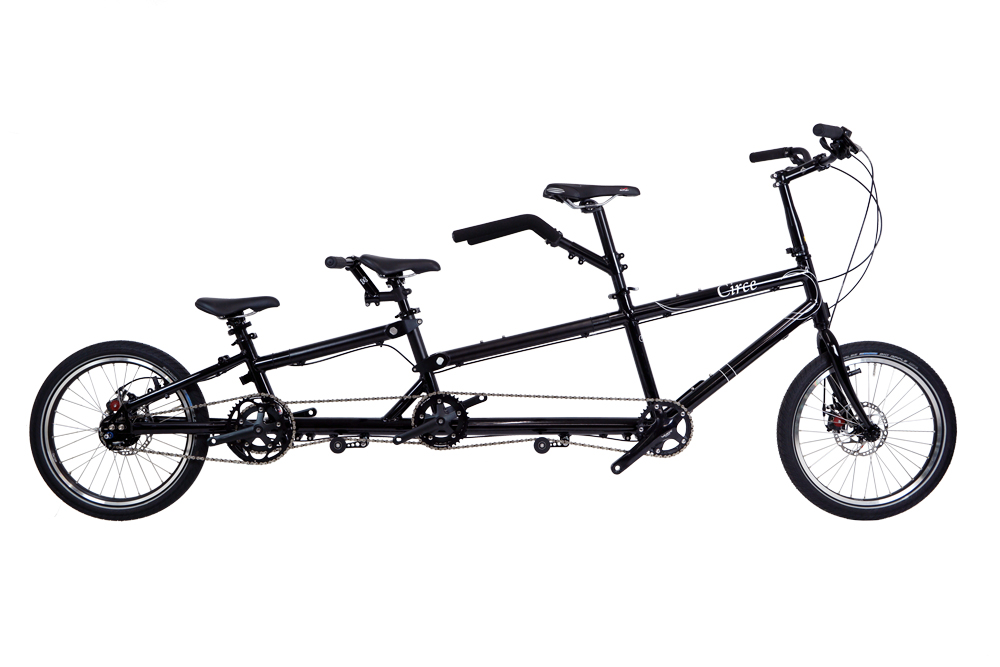 Child Carrying | Circe Cycles