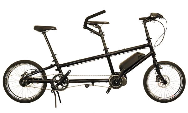 Helios STEPS E Bike tandem