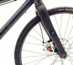 Circe Eos carbon fork